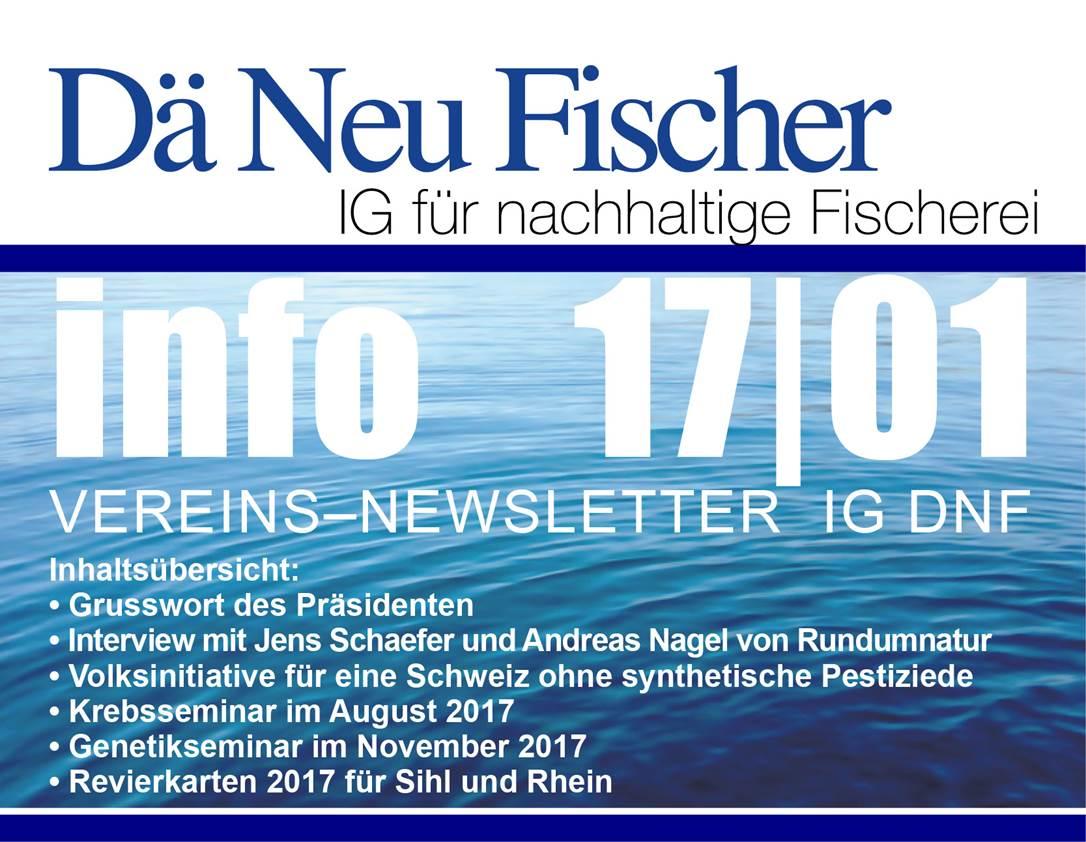 Newsletter 1603