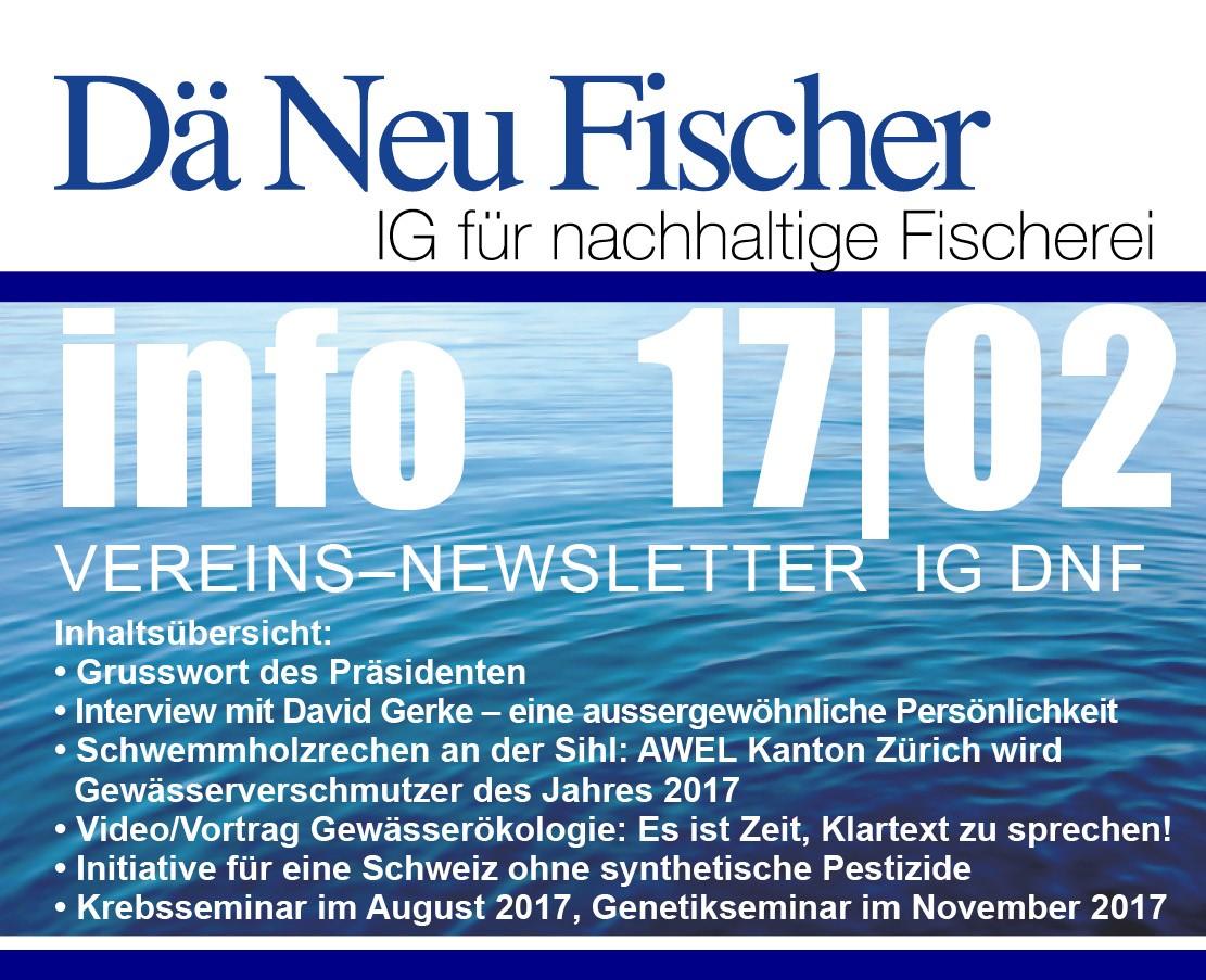 Newsletter 1702